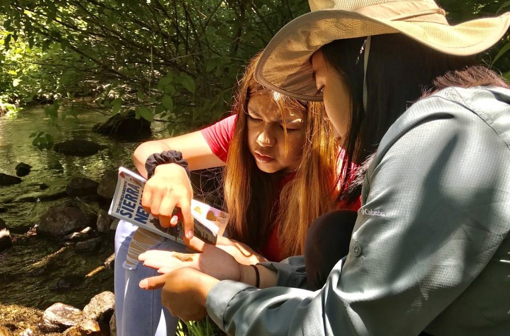 Field Science Expedition Shifted for Local High Schoolers